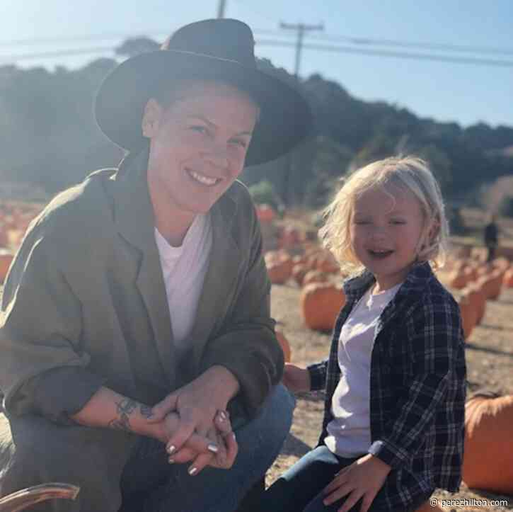 Pink Donates $1 Million To Coronavirus Relief Efforts After Revealing Her Recovery Story