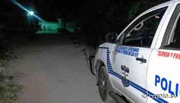 Muere otro pandillero en enfrentamiento armado con policías en Texistepeque, Santa Ana - Diario Digital Cronio de El Salvador