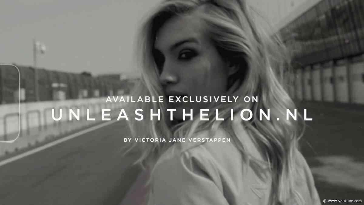 Unleash The Lion by Victoria Jane Verstappen