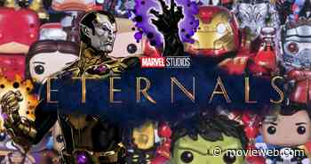 Marvel's Eternals Funko Pop! List May Have Just Spoiled the Villain