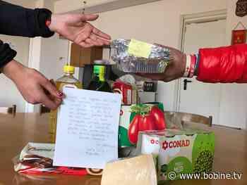 Spesa Help con la Croce rossa a Saint-Vincent - Bobine.tv