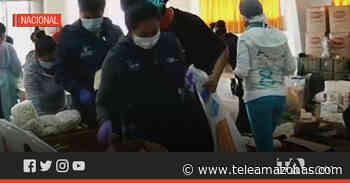 Iniciativas de control y ayuda en Cayambe por la emergencia sanitaria - Teleamazonas