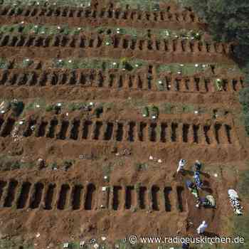 Corona in Brasilien: Friedhofsfoto löst Spekulationen aus - radioeuskirchen.de