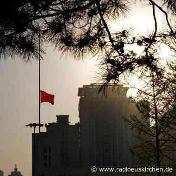 China gedenkt der Coronavirus-Opfer mit drei Schweigeminuten - radioeuskirchen.de