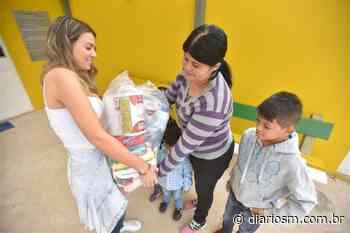 VÍDEO: campanhas arrecadam doações durante pandemia - Geral - Diário de Santa Maria