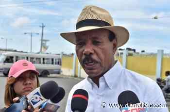 Alcalde electo de San Cristóbal da positivo a coronavirus - Diario Libre