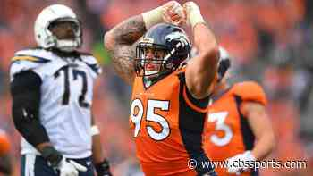 Derek Wolfe believes Ravens can have best defensive line in NFL, wants to be in Baltimore long term