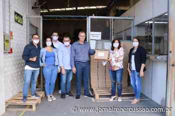Sapiranga recebe doação de 5 mil máscaras - Jornal Repercussão