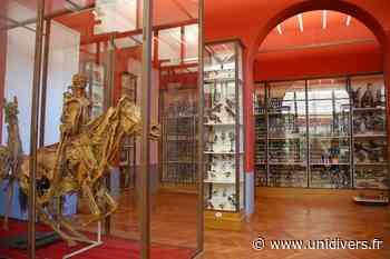 Visite libre du musée Fragonard de l'Ecole vétérinaire de Maisons-Alfort Musée Fragonard de l'École nationale vétérinaire d'Alfort 14 novembre 2020 - Unidivers