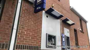 Aulnoye-Aymeries : en panne sèche depuis le confinement, le distributeur de la Poste va faire le plein de liquidités - La Voix du Nord
