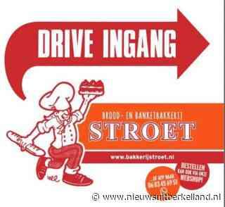 Drive-Inn winkel bij Bakkerij Stroet in Neede - Nieuws uit Berkelland