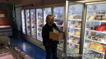 Au CRT de Lesquin, Prolaidis brade ses stocks de nourriture auprès des particuliers - La Voix du Nord