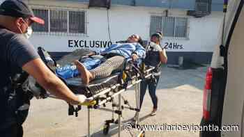 Choque entre motocicletas deja una mujer lesionada en Cosamaloapan - Diario Eyipantla