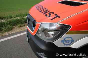 Bobingen: Zwei Leichtverletzte und Sachschaden bei Zusammenstoß - BSAktuell