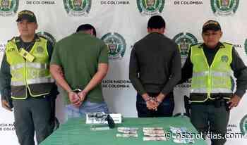 Interceptados con marihuana en una zona céntrica de Arcabuco | HSB Noticias - HSB Noticias