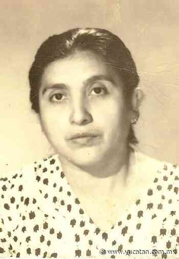Obituario: Socorro Bacab Góngora viuda de Baeza - El Diario de Yucatán