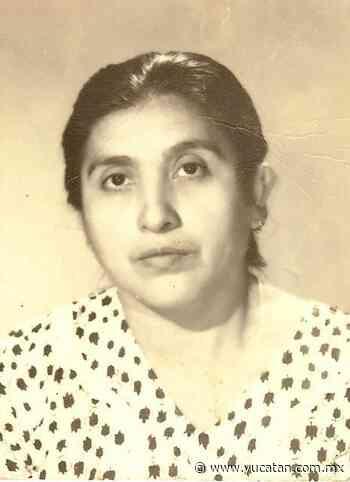 Fallece Socorro Bacab Góngora viuda de Baeza - El Diario de Yucatán