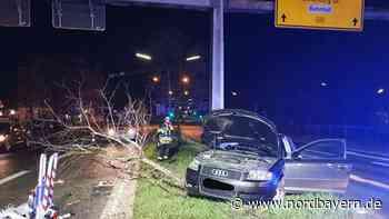 Linienbus verursacht kilometerlange Ölspur: Unfall in Forchheim - Nordbayern.de