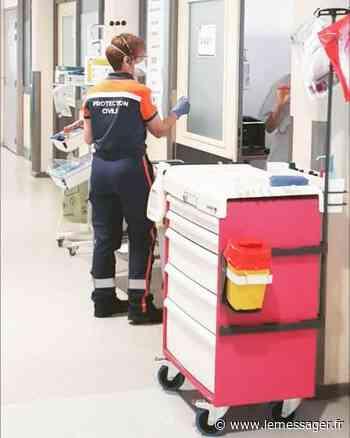 Saint-Genis-Pouilly: deux secouristes de la Protection civile en renfort à l'hôpital de Saint-Julien-en - Le Messager