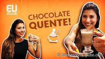 Chocolate quente com canela: receita caseira para aquecer a quarentena - globoesporte.com