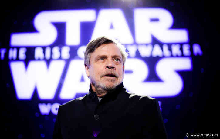 Mark Hamill thanks 'Star Wars' fans for their continued support in heartfelt letter