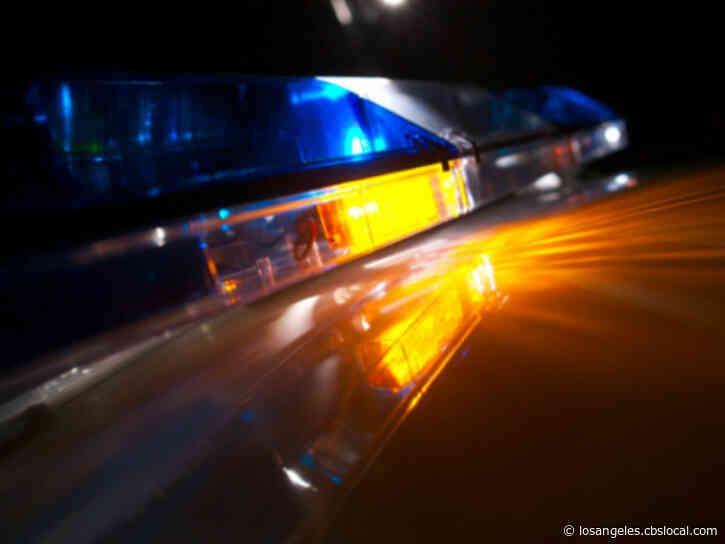Police: 2 Hurt In Street Racing Crash In Monrovia