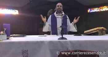 Coronavirus, i riti della Settimana Santa in diretta da Budrio - Corriere Cesenate