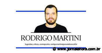 Rodrigo Martini PP de Lajeado finaliza a lista de pré-candidatos à Câmara - Jornal a Hora