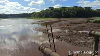 Chuva ameniza seca no lajeado que abastece Chapecó - ND - Notícias