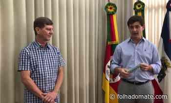 Vídeo: Prefeitura de Lajeado inicia campanha para que a população faça a própria máscara de proteção - Folha do Mate