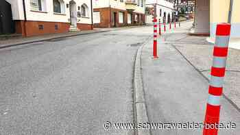 Bad Liebenzell: Verkehrssicherheit erhöhen - Bad Liebenzell - Schwarzwälder Bote