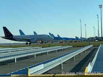 Stijgende werkloosheid vooral voelbaar rond de luchthaven, b... (Halle) - Het Nieuwsblad
