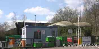 Recyclagepark Halle vanaf 7 april opnieuw open, maar alleen op afspraak - Persinfo.org