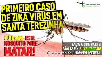 Gestante testa positivo para zika vírus em Santa Terezinha de Itaipu - Rádio Cultura Foz