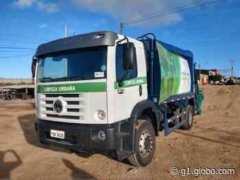 Após interdição devido às chuvas, lixo de Arcoverde é levado para aterro sanitário de Belo Jardim - G1