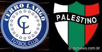 Cerro Largo x Palestino: assistir ao vivo, online e grátis pela Libertadores da América 2020, hoje, quarta (05/02) - MRNews