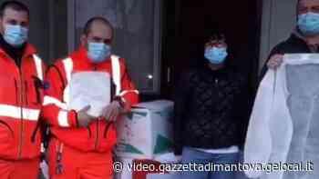 Coronavirus, la Croce Bianca di Quistello ringrazia - Gazzetta di Mantova
