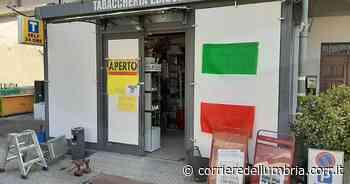 Umbria, ladri sfondano la porta di una tabaccheria a San Giustino e rubano slot machine - Corriere dell'Umbria