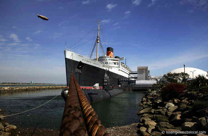 Queen Mary Being Considered For Use In Coronavirus Response