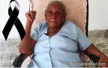 Murió Rosa Montero Melgarejo, la creadora de la arepae'huevo de Luruaco - Diario La Libertad