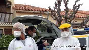 La Croix blanche assiste chaque jour le corps médical à Saint-Cyprien - L'Indépendant