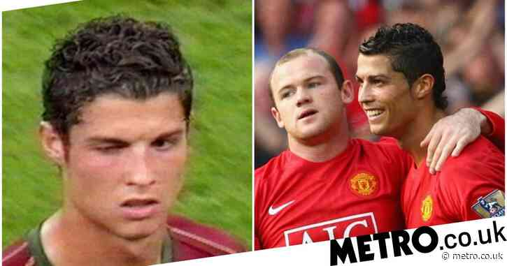 Wayne Rooney reveals what he told Cristiano Ronaldo after that wink at the 2006 World Cup