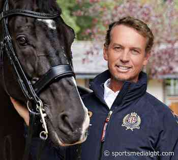 Olympic hero Hester joins Equestrian Relief effort - Sports Media LGBT+