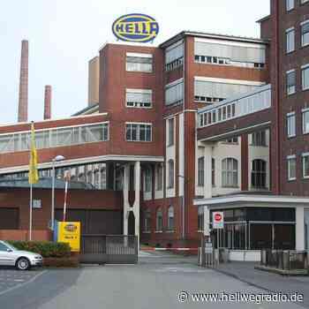 Kurzarbeit bei Hella in Lippstadt - Hellweg Radio