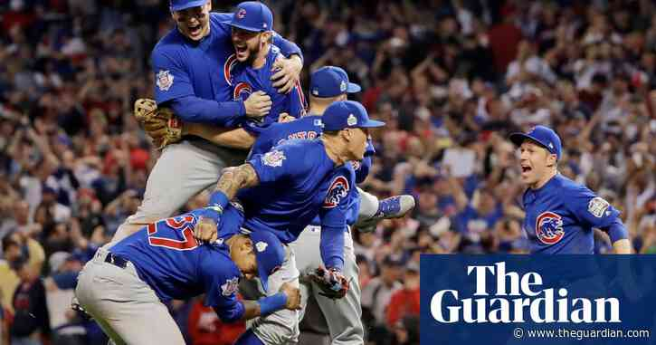 My favourite game: Cubs v Indians, World Series 2016, Game 7