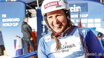 Snowboard: Claudia Riegler macht auch im nächsten Winter weiter - LAOLA1.at