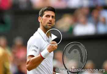 "Best ""Tennis At Home"" videos: Novak Djokovic, Fabio Fognini, Brad Gilbert, more - Tennis World USA"