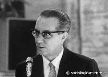 Ritratto di Franco Rodano, il cristiano comunista - Sociologicamente - sociologicamente.it