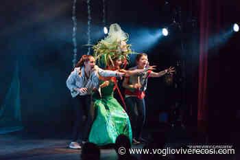 Simona Rodano in scena a New York con il suo spettacolo green - Voglio Vivere Così Magazine