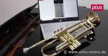 Digitale Musikstunde und Online-Touren in Bensheim - Echo Online